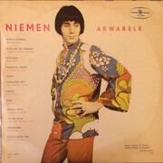LP - Czesław Niemen i Akwarele - Sukces - Red label