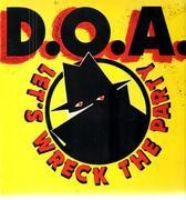LP - D.O.A. - Let's Wreck The Party