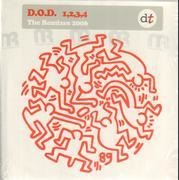 12inch Vinyl Single - D.O.D. - 1, 2, 3, 4 (The Remixes 2006)