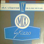 12inch Vinyl Single - D.R. Vincent e The Tequila Brass - Sugar Sugar