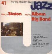 LP - Dakota Staton / Manny Albam - I Giganti Del Jazz Vol. 41