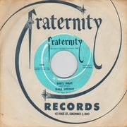 7inch Vinyl Single - Dale Wright - She's Neat / Say That You Care - Original US. Company Sleeve