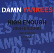 7inch Vinyl Single - Damn Yankees - High Enough