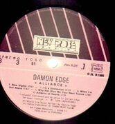 LP - Damon Edge - Alliance - CHROME NEW ROSE