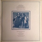 LP - Dan Fogelberg & Tim Weisberg - Twin Sons Of Different Mothers - All Disc Pressing, Gatefold