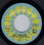 7inch Vinyl Single - Dan Fogelberg - Same Old Lang Syne / Hard To Say