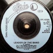 7'' - Dan Fogelberg - Leader Of The Band