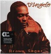 Double LP & MP3 - D'Angelo - Brown Sugar - 180 GRAMS VINYL