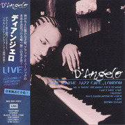 CD - D'Angelo - Live At The Jazz Cafe, London