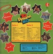 LP - Daniel Boone, Slade, Golden Earring - 20 Dynamic Hits