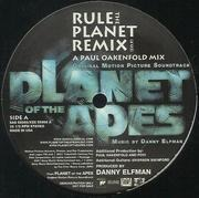 12'' - Danny Elfman - Planet Of The Apes OST