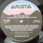 LP - Danny Elfman - Big Top Pee Wee (Original Motion Picture Soundtrack) - still sealed, +postcards