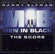 CD - Danny Elfman - Men In Black - The Score