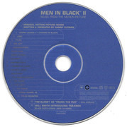 CD - Danny Elfman - Men In Black II (Music From The Motion Picture)