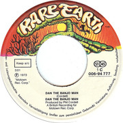 7'' - Dan The Banjo Man - Dan The Banjo Man