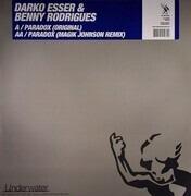 12inch Vinyl Single - Darko Esser & Benny Rodrigues - Paradox