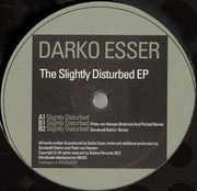 12inch Vinyl Single - Darko Esser - Slightly Disturbed EP