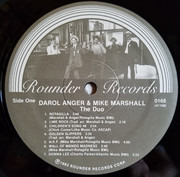 LP - Darol Anger & Mike Marshall - The Duo