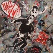 LP - Daryl Hall & John Oates - Big Bam Boom