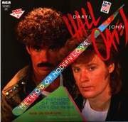 12'' - Daryl Hall & John Oates - Method Of Modern Love