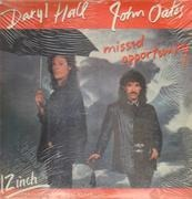 12'' - Daryl Hall & John Oates - Missed Opportunity