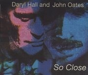 CD Single - Daryl Hall & John Oates - So Close