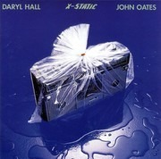 LP - Daryl Hall & John Oates - X-Static