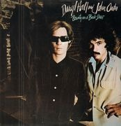 LP - Daryl Hall & John Oates - Beauty On A Back Street