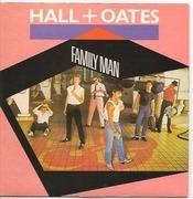 7'' - Daryl Hall & John Oates - Family Man