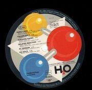 LP - Daryl Hall & John Oates - H2O - Club-Edition