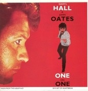 7'' - Daryl Hall & John Oates - One On One