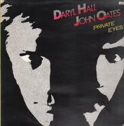 LP - Daryl Hall & John Oates - Private Eyes