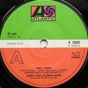7'' - Daryl Hall & John Oates - She's Gone