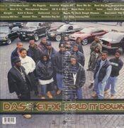 Double LP - Das EFX - Hold It Down - STILL SEALED