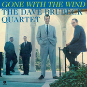 LP - DAVE -QUARTET- BRUBECK - GONE WITH THE WIND - HQ-Vinyl
