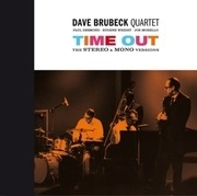 Double LP - Dave -Quartet- Brubeck - Time Out - STEREO & MONO VERSIONS // 180 GRAM SUPER HI-FI