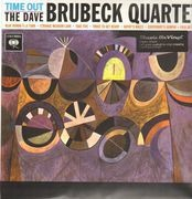 LP - Dave Brubeck Quartet - Time Out - 180 GRAMS VINYL PRESSING / REMASTERED