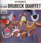 LP - Dave Brubeck Quartet - Time Out - 180 GRAM