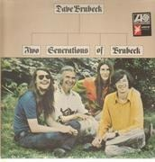 LP - Dave Brubeck - Two Generations Of Brubeck
