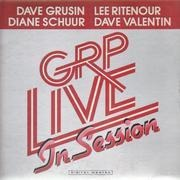 LP - Dave Grusin - GRP Live In Session