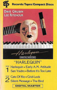 MC - Dave Grusin / Lee Ritenour - Harlequin - Still Sealed