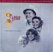 LP - Dave Grusin - Music And Original Dialog From The Motion Picture Soundtrack 'On Golden Pond'