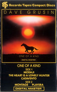 MC - Dave Grusin - One Of A Kind - Still Sealed