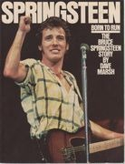 Paperback - Dave Marsch - Born to Run - The Bruce Springsteen Story