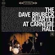 Double LP - DAVE -QUARTET- BRUBECK - AT CARNEGIE HALL - NOBLE GATEFOLD SLEEVE