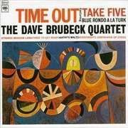 CD - Dave -Quartet- Brubeck - Time Out