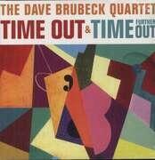 Double LP - DAVE -QUARTET- BRUBECK - TIME OUT/TIME.. - HQ-Pressing
