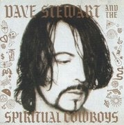 CD - Dave Stewart & Spiritual Cowboys - Dave Stewart & Spiritual Cowboys