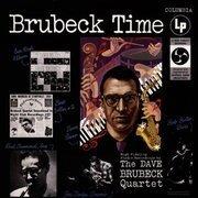 CD - The Dave Brubeck quartet - Brubeck Time
