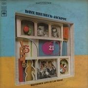 LP - Dave Brubeck - Jackpot